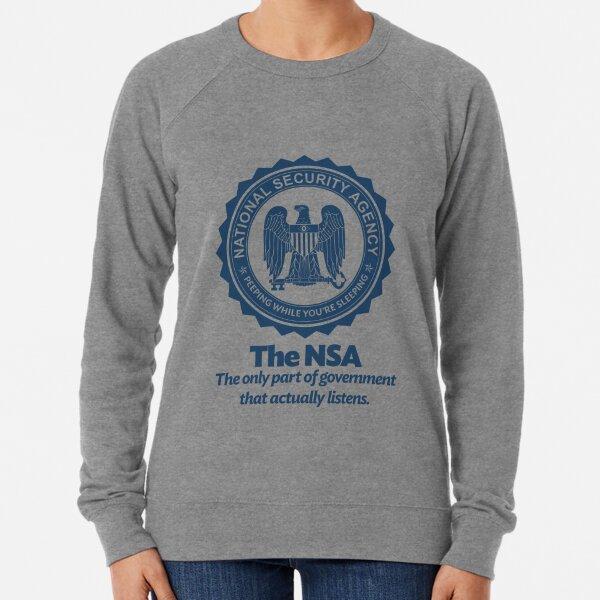 The NSA Lightweight Sweatshirt
