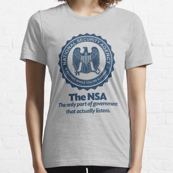 The NSA Essential T-Shirt