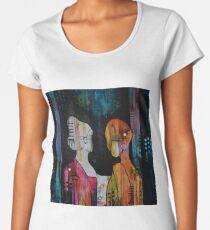 Walk With Us Women's Premium T-Shirt
