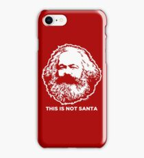 This Is Not Santa iPhone Case/Skin