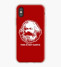 This Is Not Santa iPhone Case