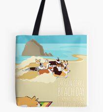 2017 -  Corgi Storm Tote Bag