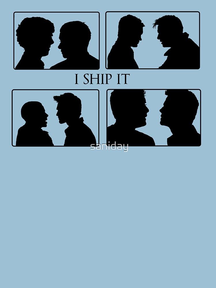I Ship It | Women's T-Shirt