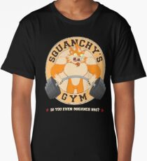 Squanchy's Gym Long T-Shirt