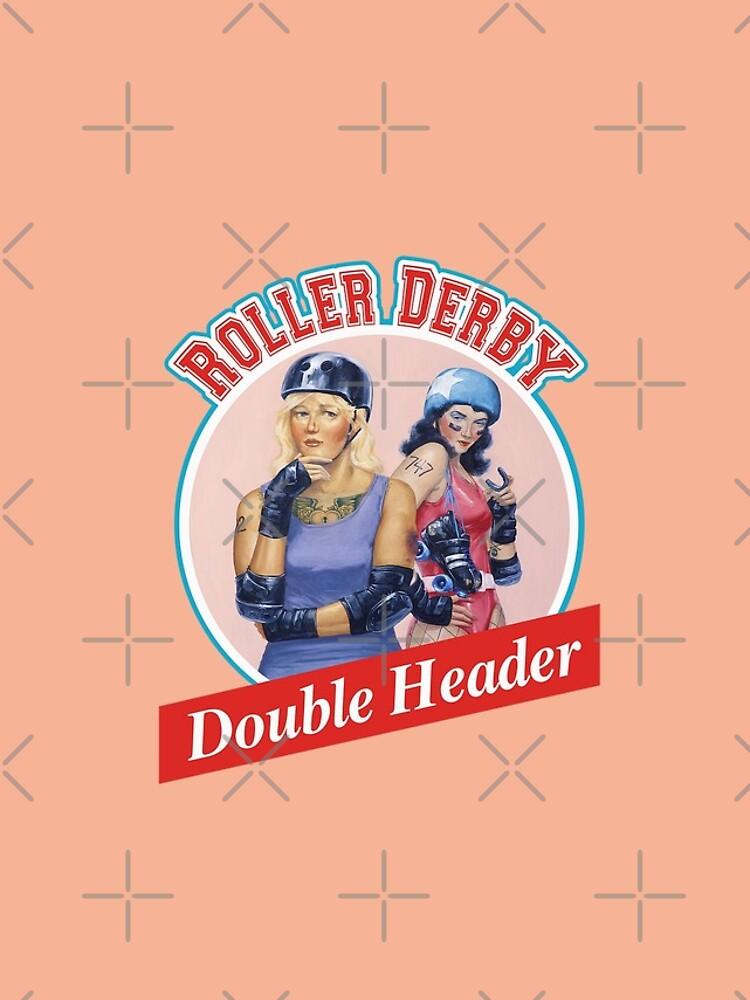 Roller Derby Double Header by johnperlock