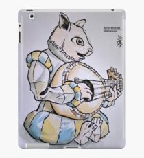 Renassiance Band Hamster iPad Case/Skin