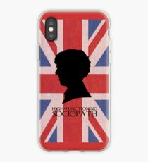 High-Functioning Sociopath iPhone Case