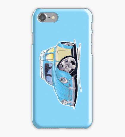 VW Beetle (Custom B) iPhone Case/Skin