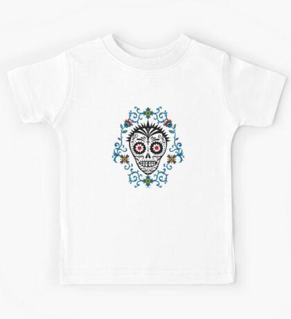 Sugar Skull Voodoo Kids Clothes