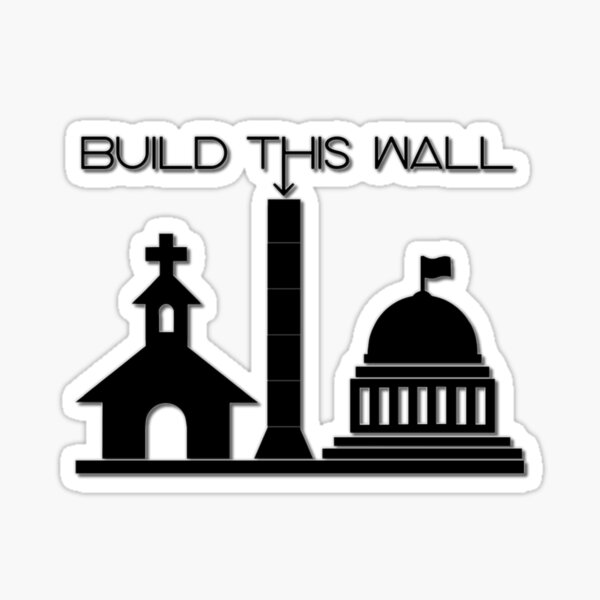 Build THIS Wall Sticker