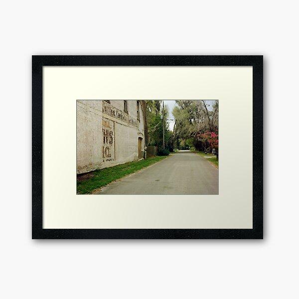 HSIO Framed Art Print