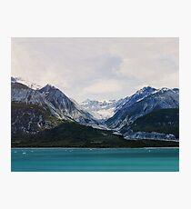 Alaska Wildnis Fotodruck