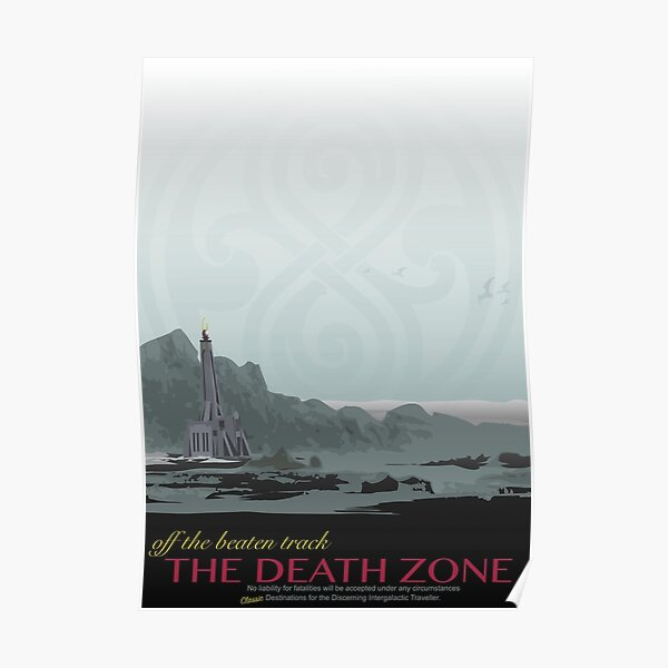 The Death Zone Poster