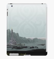 Visit: The Death Zone iPad Case/Skin