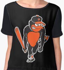 Baltimore Orioles Women's Chiffon Top
