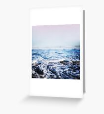 Surf Greeting Card
