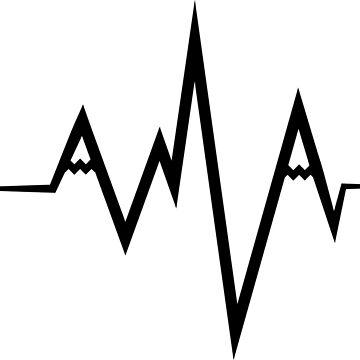 Latido del corazón de la montaña de jmcollins497
