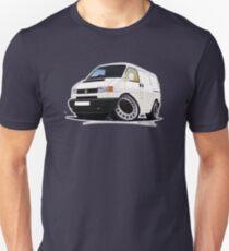 Volkswagen T4 Transporter (Bumper) White T-Shirt
