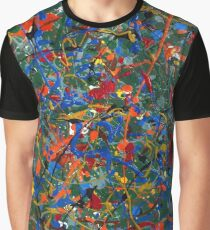 Abstract #17 Graphic T-Shirt
