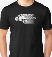 Crotch Rocket .. T-Shirt