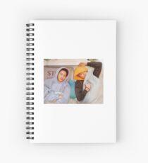 2jae Spiral Notebook