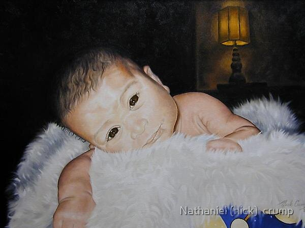 """tender moments"" by Nathaniel (nick)  crump"