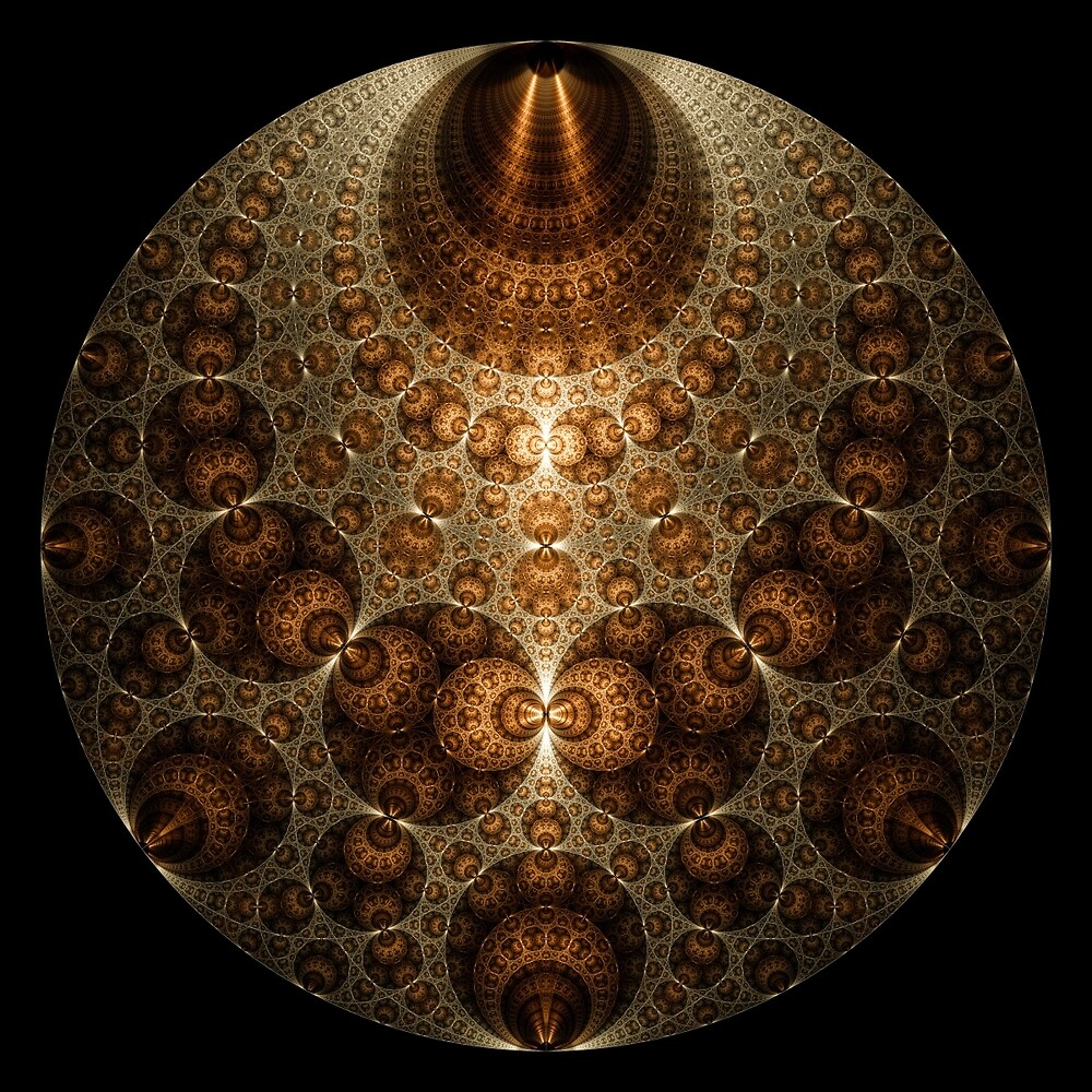 Bounding Infinity by Ross Hilbert