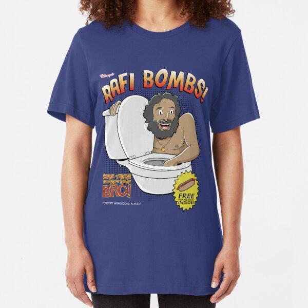 Rafi Bombs Slim Fit T-Shirt