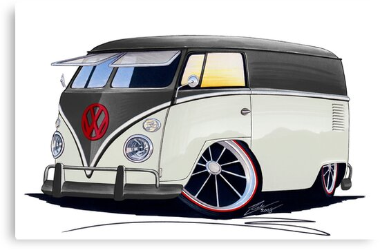 VW Splitty Panel Van (RB) by yeomanscarart