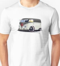 VW Splitty Panel Van (RB) Unisex T-Shirt