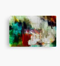 Abstract Staircase Canvas Print