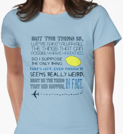 Martin Crieff Quote T-Shirt