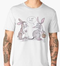 Easter Bilby Men's Premium T-Shirt