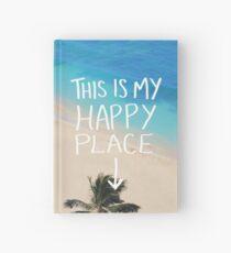Cuaderno de tapa dura Lugar feliz