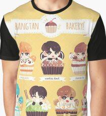 Bangtan Boys Bakery Graphic T-Shirt