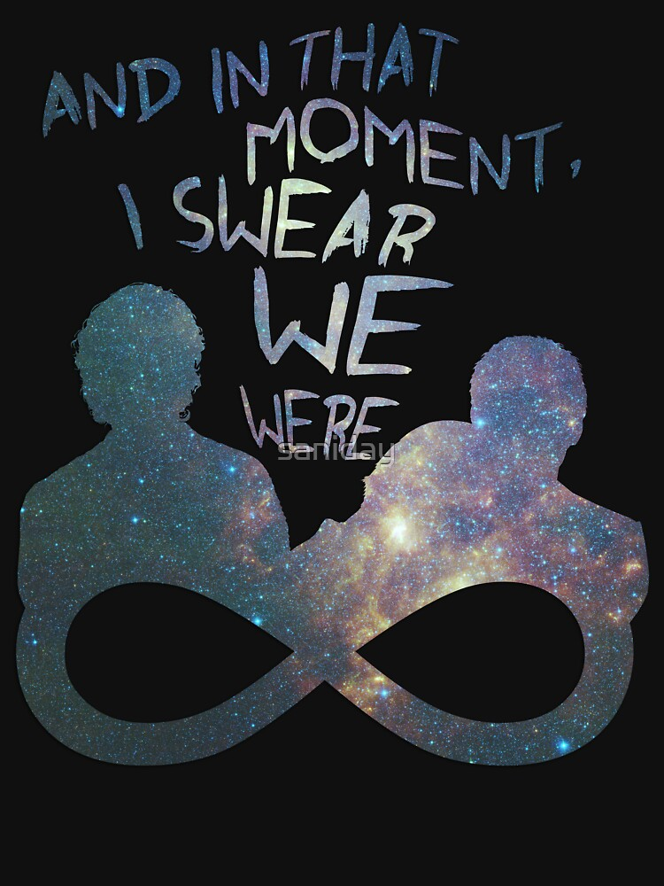 I Swear We Were Infinite II | Women's T-Shirt