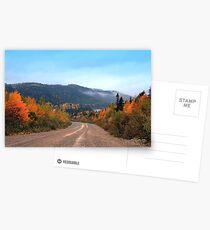 Newfoundland Autumn Postcards