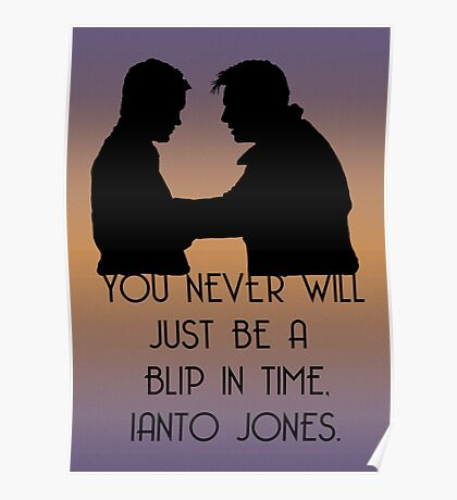Blip In Time Poster