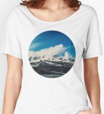 Alaska Mountain Women's Relaxed Fit T-Shirt