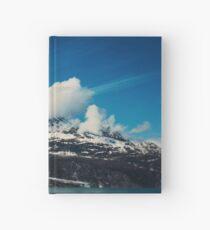 Alaska Mountain Hardcover Journal