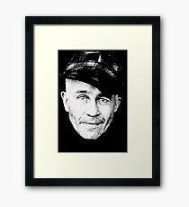 Ed Gein Framed Print