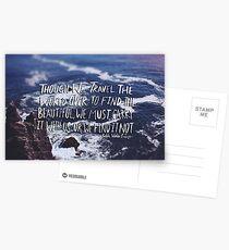 Emerson: Beautiful Postcards