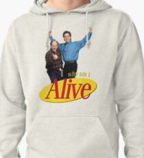 seinfeld im seriously depressed send xanax  Pullover Hoodie