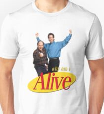 seinfeld im seriously depressed send xanax  Unisex T-Shirt