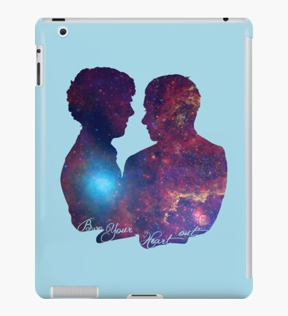 Burn Your Heart Out. iPad Case/Skin
