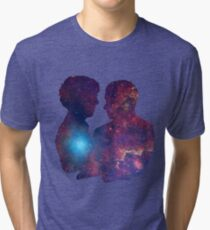 Burn Your Heart Out. Tri-blend T-Shirt