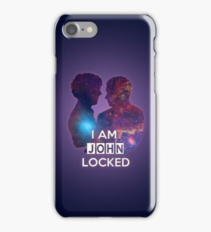 Johnlocked iPhone Case/Skin