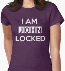 Johnlocked Women's Fitted T-Shirt
