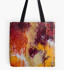 Bold Abstract - Citrus Tote Bag
