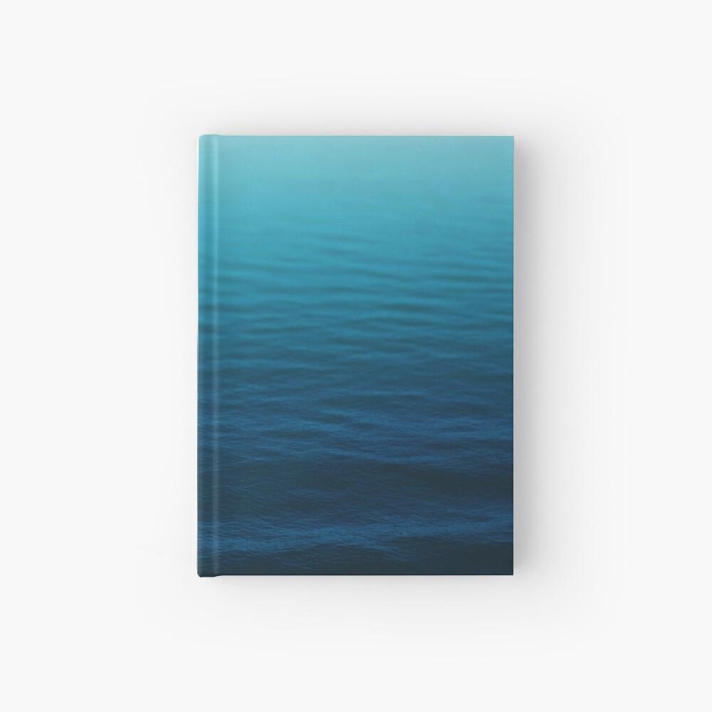 Deep Blue Hardcover Journal